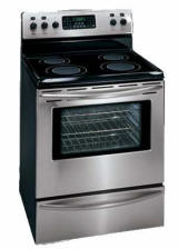 Frigidaire Electric Smooth Top Stove